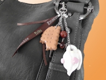 Bijoux de sac Tea Time bijoux de sac