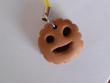 Bijoux de tél BN sourire