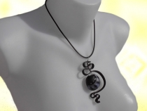 Collier Abyss Rond